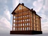 Инвестиции в коммерческую недвижимость  Киева ,  500 кв. м.  цена 1, 900 у. е. за кв. м.