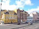 Подол продажа здания без комиссии Набережно Крещатицкая 7а фасад цена 1,200 у. е. за кв. м.