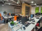 Киев Подол аренда офиса в стиле HI-Tech  без комиссии метраж 121  цена 20 у. е. за кв. м. +3 у. е.